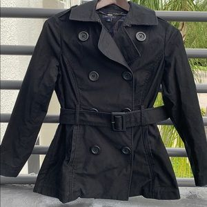Tommy Hilfiger belted trench